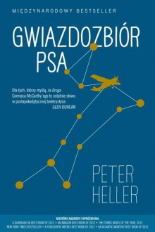 Gwiazdozbiór psa - Peter Heller,Olga Siara