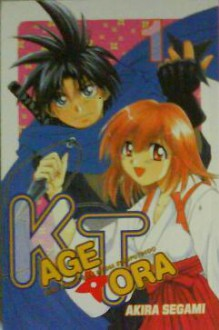 Kagetora (1 - 11) - Akira Segami