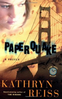PaperQuake: A Puzzle - Kathryn Reiss