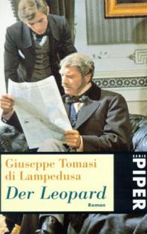 Der Leopard (Broschiert) - Giuseppe Tomasi di Lampedusa, Charlotte Birnbaum