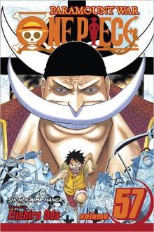 One Piece, Vol. 57: Paramount War - Eiichiro Oda