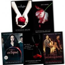 Stephenie Meyer, Twilight Saga Collection 5 Books: Twilight, New Moon, Eclips... - Stephanie H. Meyer