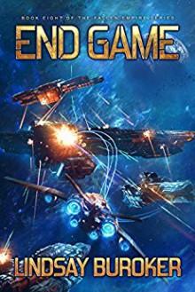 End Game: Fallen Empire, Book 8 - Lindsay Buroker