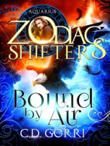 Bound by Air: Aquarius - C.D. Gorri