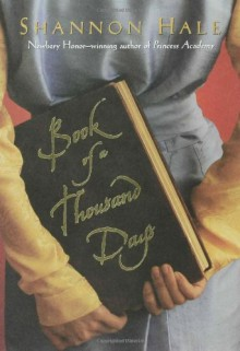 Book of a Thousand Days (Other Format) - Shannon Hale