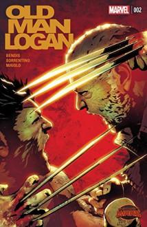Old Man Logan (2015) #2 - Andrea Sorrentino,Brian Michael Bendis