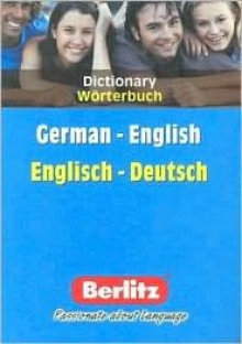 Berlitz German/eng Dictionary (Berlitz Bilingual Dictionaries) (German Edition) - Berlitz Publishing Company, Berlitz Guides