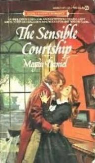 The Sensible Courtship - Megan Daniel