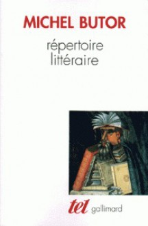 Repertoire Litteraire (Collection Tel) (French Edition) - Michel Butor