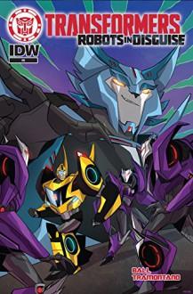 Transformers: Robots In Disguise Animated (2015-) #6 - Priscilla Tramontano,Georgia Ball