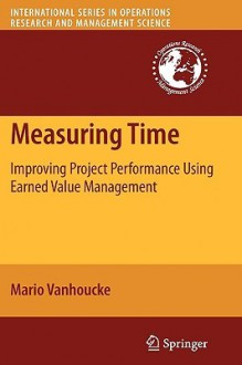 Measuring Time, Vol. 136 - Mario Vanhoucke