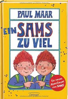 Ein Sams zu viel - Paul Maar, Paul Maar