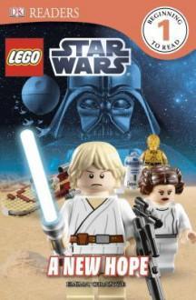 DK Readers: Lego Star Wars: A New Hope - Emma Grange