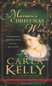 Marian's Christmas Wish - Carla Kelly