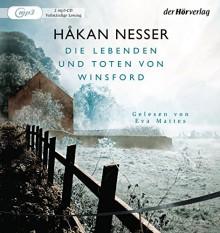 Die Lebenden und Toten von Winsford - Håkan Nesser, Eva Mattes, Paul Berf