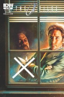 The X-Files: Season 10 #8 - Joe Harris, Michael Walsh, Carlos Valenzuela