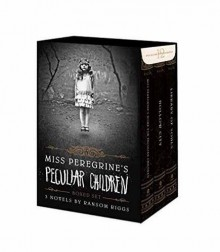 Miss Peregrine's Peculiar Children Boxed Set - Ransom Riggs