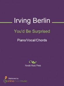 You'd Be Surprised - Dean Martin, Irving Berlin, Marilyn Monroe