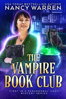 The Vampire Book Club - Nancy Warren