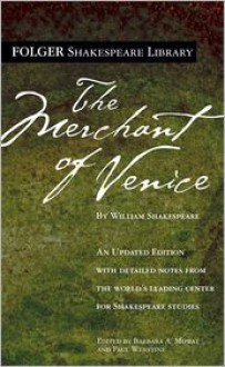 The Merchant of Venice (Folger Shakespeare Library Series) -