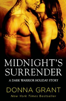 Midnight's Surrender: A Dark Warriors Holiday Novella - Donna Grant