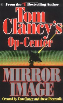 Mirror Image - Steve Pieczenik, Jeff Rovin, Tom Clancy