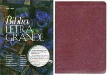 Biblia Letra Grande-RV 1960 - Editorial Caribe