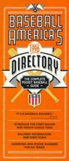 Baseball America's 1996 Directory: The Complete Pocket Baseball Guide - Baseball America