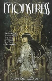 Awakening - Marjorie M. Liu, Sana Takeda