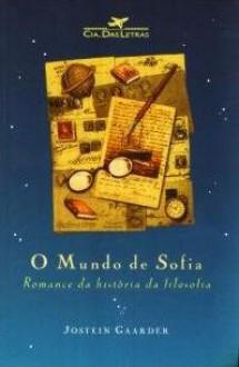 O MUNDO DE SOFIA -