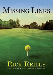 Missing Links (Audiocd) - Rick Reilly