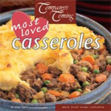 Most Loved Casseroles - Jean Paré
