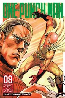 One-Punch Man, Vol. 8 - ONE, Yusuke Murata