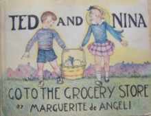 Ted and Nina Go To the Grocery Store - Marguerite de Angeli