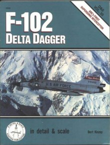 F 102 Delta Dagger In Detail & Scale - Bert Kinzey