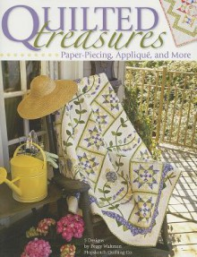 Quilted Treasures (Leisure Arts #4388) - Leisure Arts Peggy Waltman