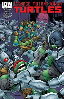 Teenage Mutant Ninja Turtles #43 - Kevin Eastman,Tom Waltz,Kevin Eastman,Cory Smith