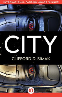 City - David W. Wixon,Clifford D. Simak