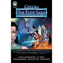 Fathom: The Elite Saga - Kyle Ritter,Vince Hernandez,Marion V. Williams,J.T. Krul,David Wohl
