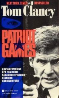 Patriot Games - Tom Clancy