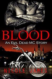 Blood - Nicole James