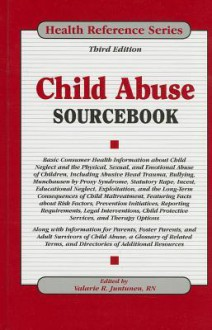 Child Abuse Sourcebook - Joyce Brennfleck Shannon