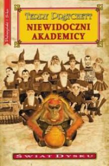 Niewidoczni akademicy - Pratchett Terry
