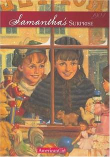 Samantha's Surprise: A Christmas Story - Maxine Rose Schur, Robert Grace, Nancy Niles