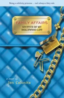Family Affairs - Jen Calonita
