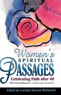 Women's Spiritual Passages - Lucinda McDowell