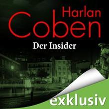 Der Insider: Myron Bolitar 3 - Audible Studios, Harlan Coben, Detlef Bierstedt