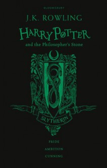 Harry Potter and the Philosopher's Stone - Slytherin Edition - J.K. Rowling