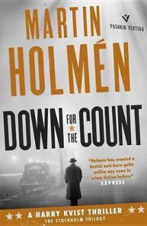 Down For the Count (Pushkin Vertigo) - Martin Holmén,Henning Koch