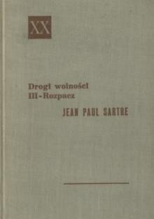 Rozpacz - Jean-Paul Sartre